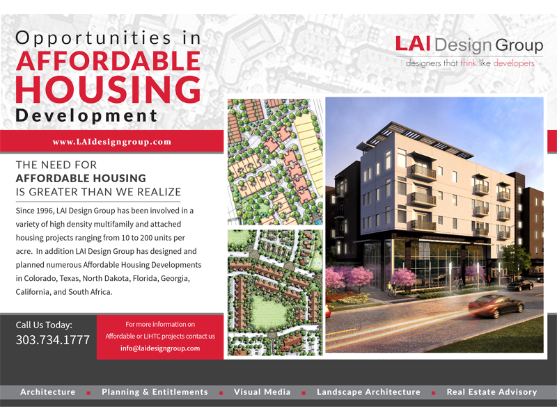 Architects that specialize in  Affordable Housing Development